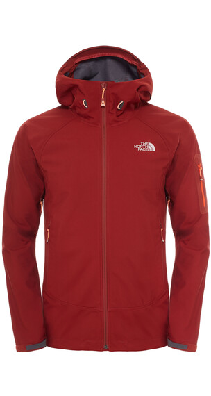 The North Face M's Valkyrie Jacket Brick House Red